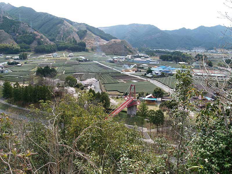 三重県・松阪市-茶倉橋