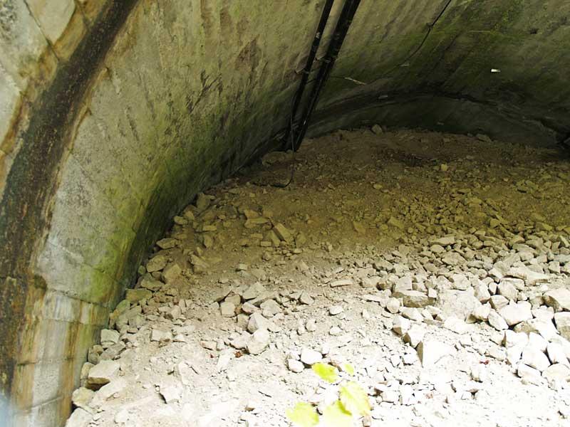 国道421号線旧道-相谷隧道